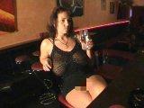 Amateurvideo In Kneipe ausgenutzt von Natascha_Hill