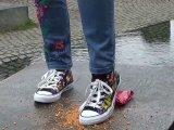 Amateurvideo Nichtsnutzig Nüsse from GypsyPage
