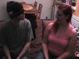 Amateurvideo User Zuhause ins Maul gepisst von susi191