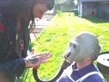Amateurvideo La Chica Rockabilly - Mein Genuss ist deine Demütigung von LadyVampira