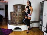 Amateurvideo Spritz in 160 Stößen! Die Wette in der Männerhöhle von Annabel_Massina