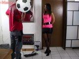 Amateurvideo Klempner fickt mich mit seiner Riesen Säge! Orgasmus und Fo from Annabel_Massina