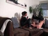 Amateurvideo Krasse Arschfotzen - Dehnung von Andrea_18