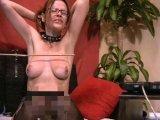 Amateurvideo Titten,Muschi und Arsch - Spanking zur Disziplin Pt2 von SubChristina