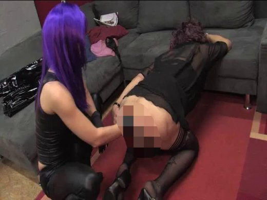 Amateurvideo Extremes Analfisten der TV-Schlampe from BunNyna