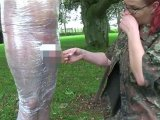 Amateurvideo Outdoor Fixiert from FarmofPleasure