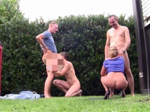 Amateurvideo Huch!! Beim Fremdgehen erwischt worden! von sexyanita