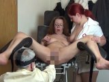 Amateurvideo Fisting Behandlung in der Sex-Klinik von naturalchris