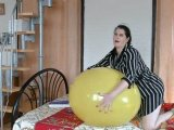 Amateurvideo grosser Spaß - Luftballoons 4 von TittenCindy