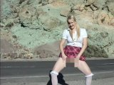 Amateurvideo Rock im Wind an der Strasse von SweetLucie