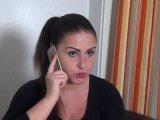 Amateurvideo Blackmail - Dann ruf ich halt den Chef an von Andrea_18