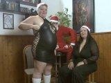 Amateurvideo Weihnachts Überraschung 14 -Freundin duscht mit meinem Mann von crazy1963