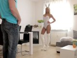 Amateurvideo Perverses Osterbunny Arschgefickt + Vollgepisst! von Daynia