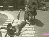 Amateurvideo A Normal Pin Up Femdom (Empire) Afternoon in the 50s Part 1 von LadyVampira