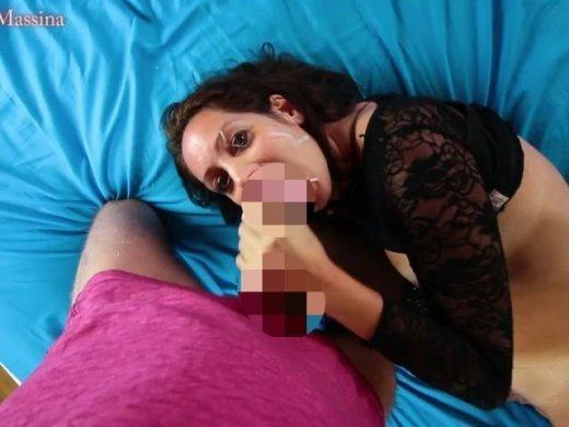 Amateurvideo Privates Fantreffen mit Kumpel bei mir zu Hause von Annabel_Massina