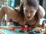 Amateurvideo User Wunsch Crushing Action von TittenCindy