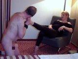 Amateurvideo Sklaven Bestrafung in Hamburg Teil 4 von LadyDoro