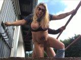 Amateurvideo PLATZWART ist ein GEILER JOB!!!!!! von KimVanDyke