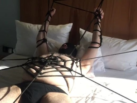 Tied up client