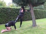 Amateurvideo Sklaven-Sau!!! von BusenMaus80
