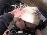 Amateurvideo Mega Dreist! AO Ficktreffen mitten im Laden! von XPoppSieX