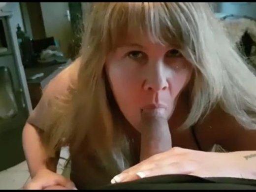 Die SUPER Gesichts-Sperma-Bombe-BM