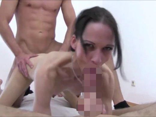 Amateurvideo geiler 3er ohne gummi mit sexy schlanker maus und jetzt am e von DonJohnXXX