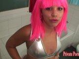 Amateurvideo Studentin Amanda Jane abgefickt nach Street Parade von PrivatePornGirl