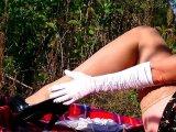 Amateurvideo DEIN GAFFERFUTTER = MEIN NYLONSEX von ringanalog