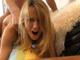 Amateurvideo Creampie-Queen I Alle Löcher gestopft from LissLonglegs