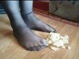 Amateurvideo Das leckere Crush Toastbrot von nylonjunge