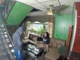 Amateurvideo sein erster dreier von jungfotze