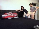 Amateurvideo OMG! Erwischt, gefickt und vollgespritzt von MeliDeluxe