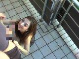 Amateurvideo Outdoor BLOW - Spritzt du mir auf Fötzchen? von LillyLil