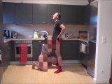 Amateurvideo Geile Fotze durch die ganze whg gefickt u mehrfach vollgespr von DonJohnXXX
