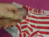 Amateurvideo Userwunsch-Meine Shorts vollgespritzt from Zartes_Fleisch