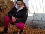 Amateurvideo In die Pferdebox gepisst ! ! ! from nsmausnrw