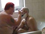 Amateurvideo Kopf, Gesicht und Schwanz Rasiert 2 from crazydesire86
