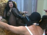 Amateurvideo Submissive Under Her Hot Booty and Boots von LadyVampira