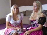 Amateurvideo Oktoberfest warm up von JuliaPink